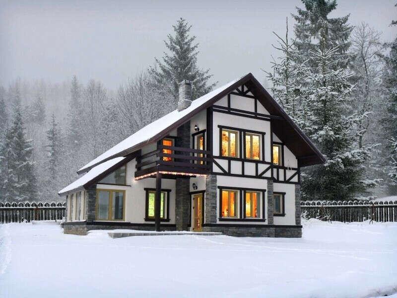 Жить в собственном доме