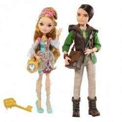 Набор из 2 кукол Эшлин Элла и Хантер Хантсмен - Базовые, Эвер Афтер Хай - купить в Империи Кукол - Империи Kids