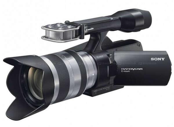 Sony hex vg-20
