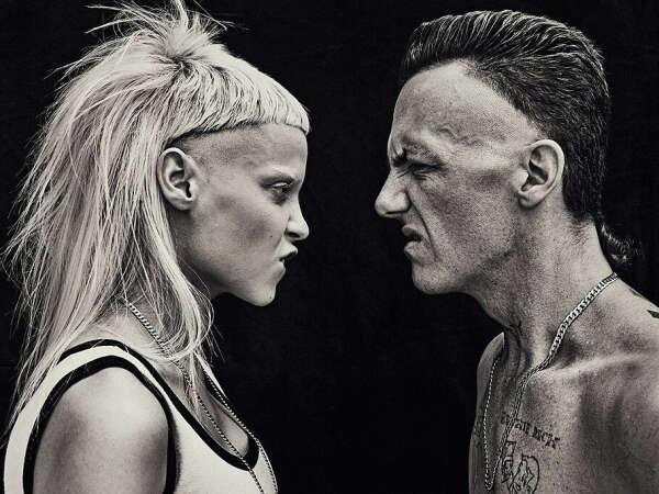 Побывать на концерте группы Die Antwoord