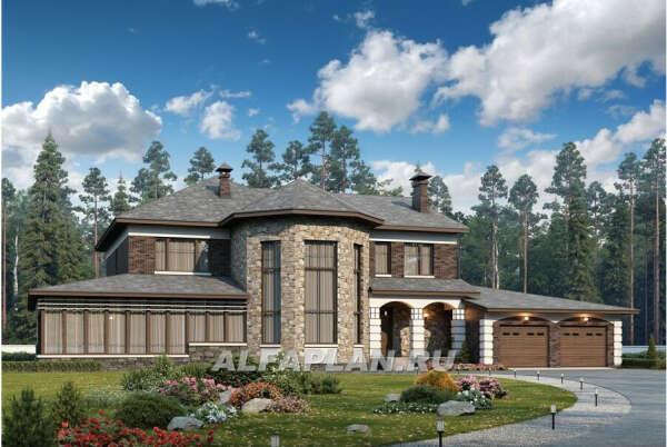 Свой большой и уютный дом!