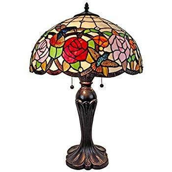 Лампы и люстры от Тиффани