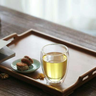Прозрачные стаканы под горячие напитки