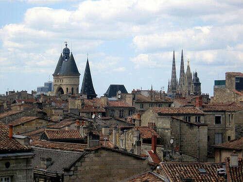 Путешествие в Бордо