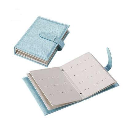 Книга для хранения серег