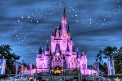 Поехать в Walt Disney World во Флориде, США