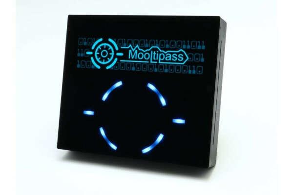 Mooltipass Offline Password Keeper by Limpkin