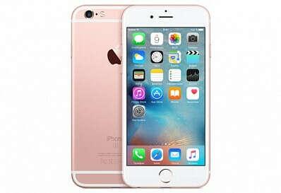 iPhone 6s 64 ГБ розовое золото