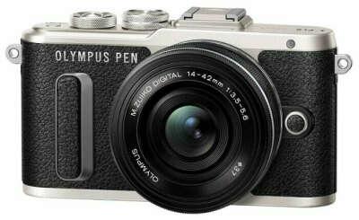 Фотоаппарат Canon EOS M100 Kit 4.7/Olympus Pen E-PL8 Kit
