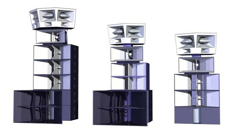 Новая акустическая система FUNKTION ONE Dance Stack