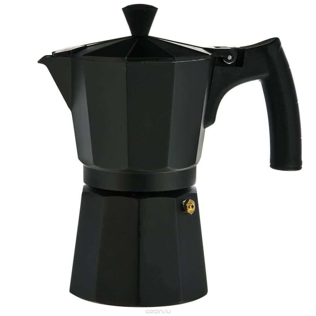 """Эспрессо-кофеварка гейзерного типа """"Iris Barcelona"""", на 6 порций"""