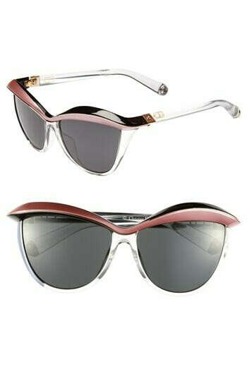 Dior 'Demoiselle' 58mm Retro Sunglasses | Nordstrom