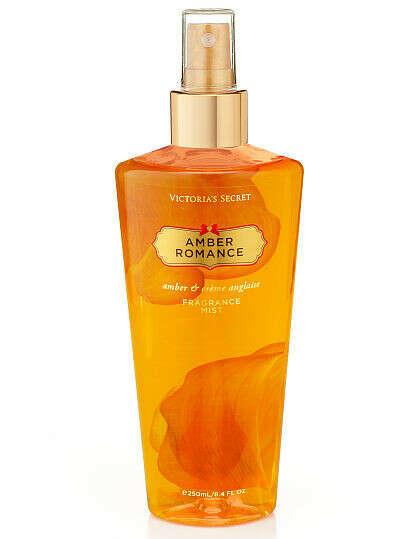 Amber Romance Fragrance Mist - VS Fantasies - Victoria's Secret