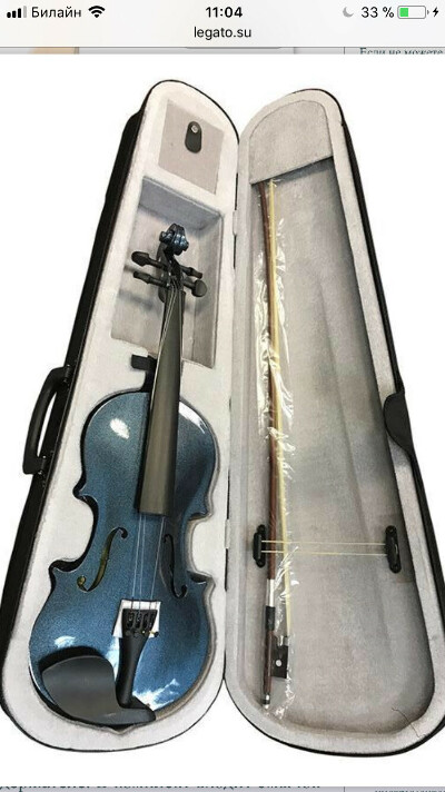 Электронная скрипка