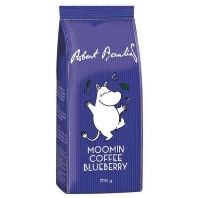 Молотый кофе с черникой, Robert Paulig Moomin Coffee Blueberry, 200г.