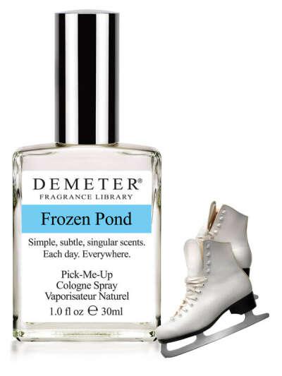 Зимний пруд (Frozen Pond)