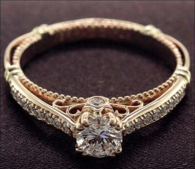 Самое крутое кольцо в мире