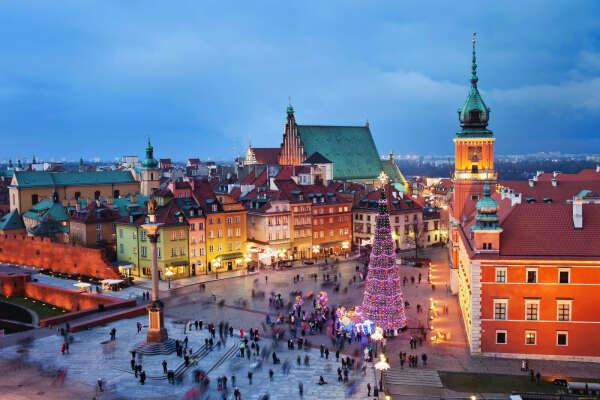 Поездка в Польшу  🏰