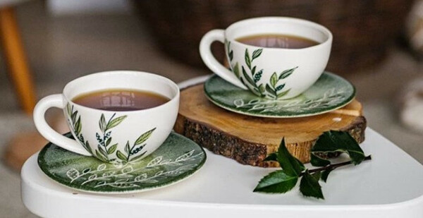 Мастер-класс по керамике (чашка+блюдце)