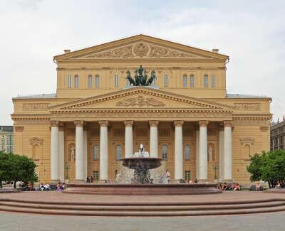 Большой или Мариинский театр