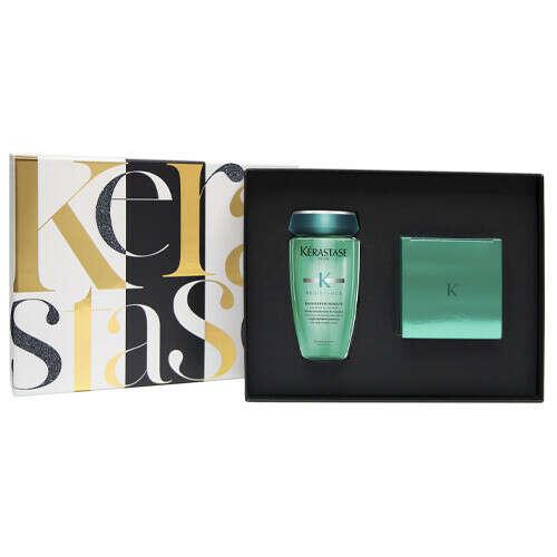 Керастаз Набор для поврежденных и ослабленных волос (шампунь + маска) (Kerastase, Resistance Extentioniste)
