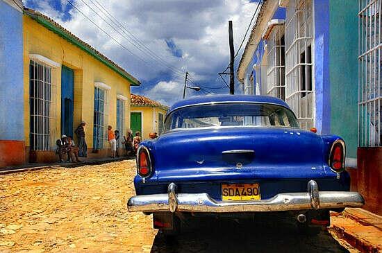 Побывать на Кубе