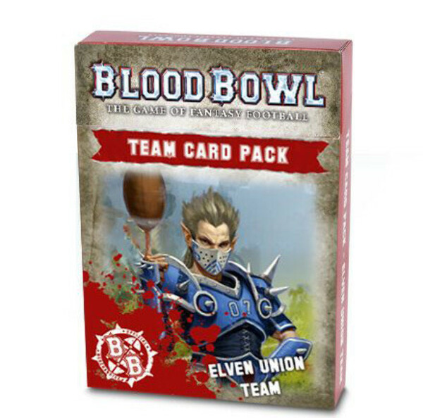 Blood Bowl: Elven Union Card Pack