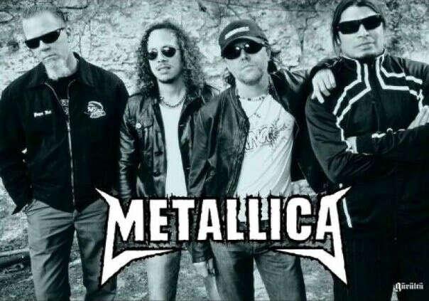 Я хочу на концерт группы Metallica .