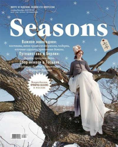 Годовая подписка на Seasons