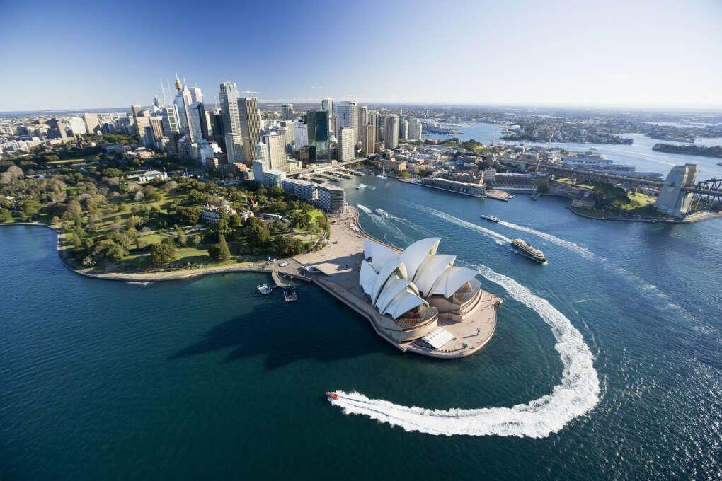 Изучать английский в Австралии