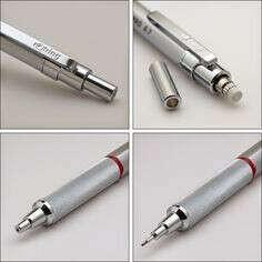 Механический карандаш Rotring Rapid Pro (0.7 мм)