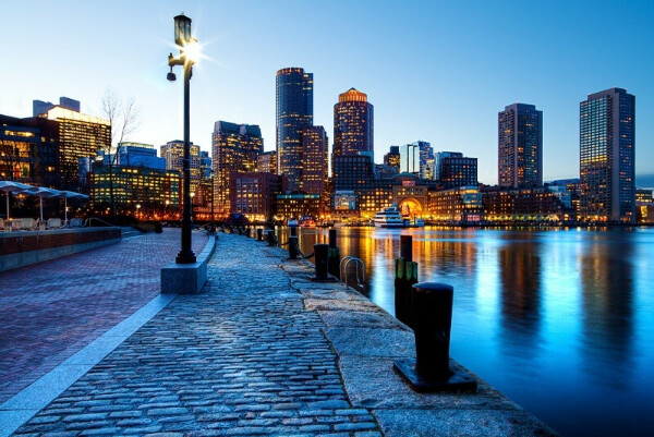 Бостон, Массачуссеттс, США