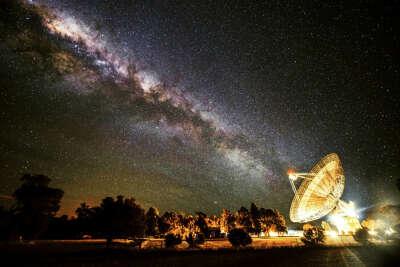 Посетить обсерваторию