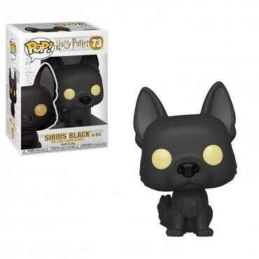 POP! Vinyl: Harry Potter S5: Sirius as Dog / Фигурка ФАНКО ПОП! Гарри Поттер 5: Сириус собака