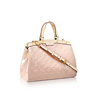 Louis Vuitton Brea MM ROSE ANGELIQUE