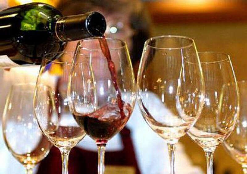 Сходить на дегустацию вина