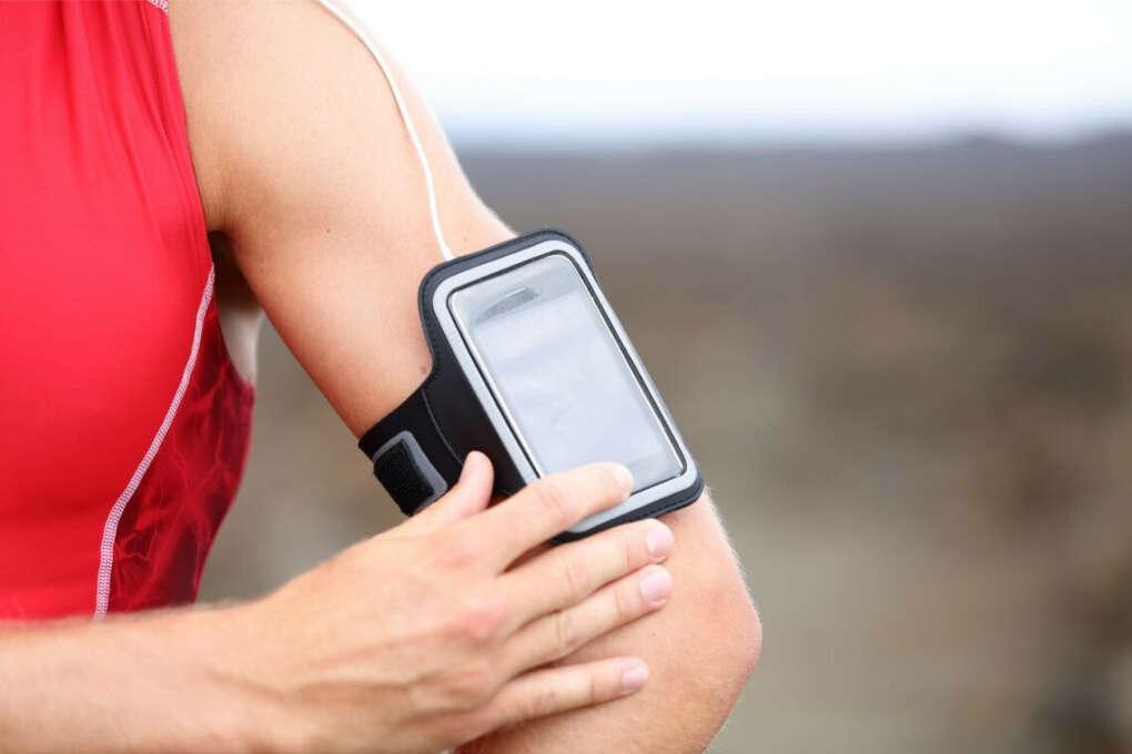 ручной чехол для смартфона