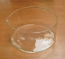 Чаша кристаллизационная 100 мм (100x55)