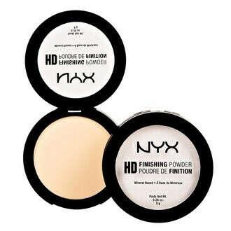 Фиксирующая пудра NYX HD High Definition Finishing Powder