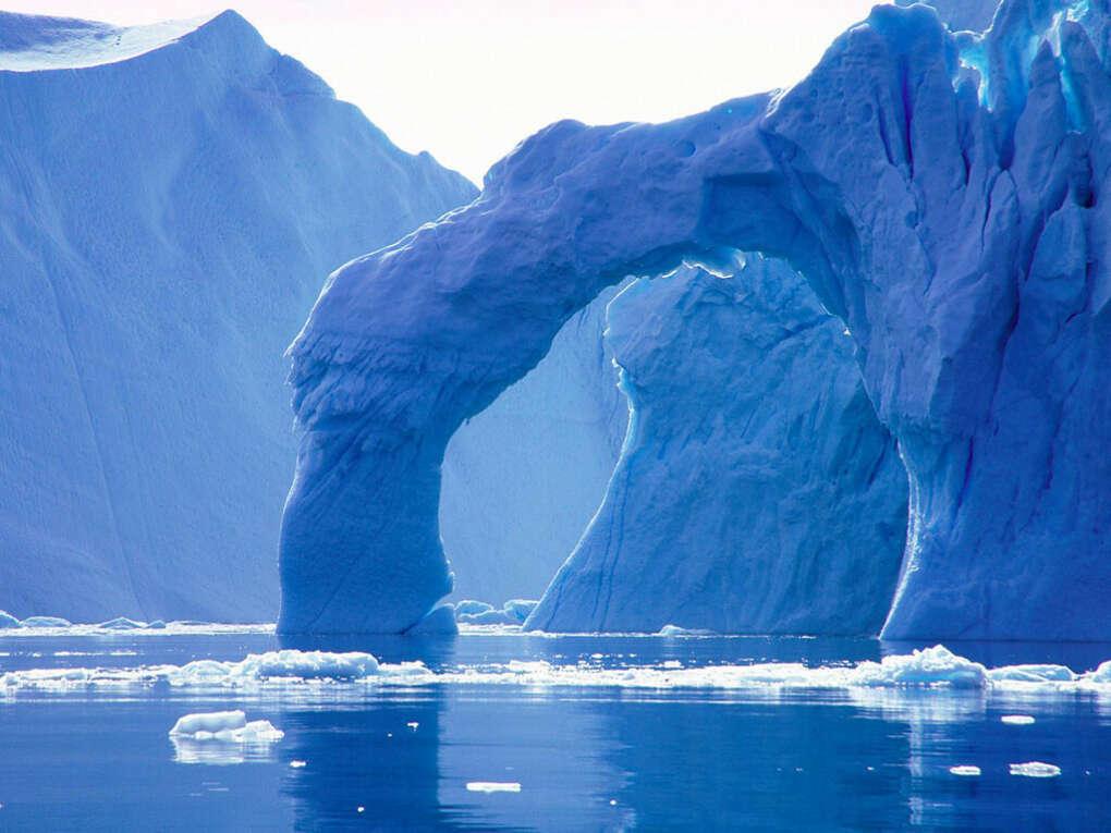 Хочу посетить Гренландию