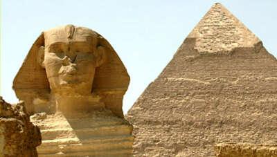 Увидеть пирамиды и сфинкса