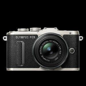 Фотоаппарат Olympus PEN E-PL8 с 14-42IIR черный (V205081BE000)