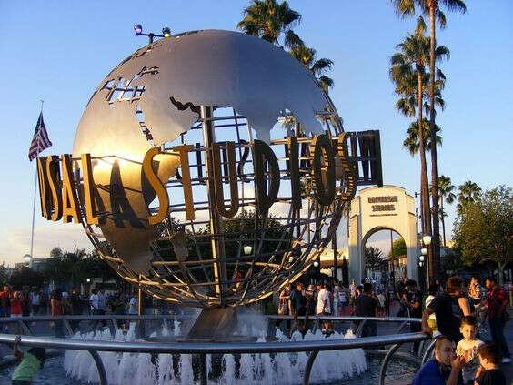 Посетить Universal Studio