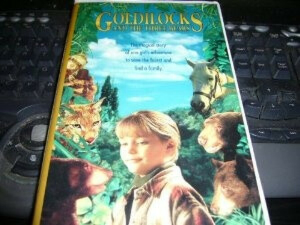 GOLDILOCKS AND THE THREE BEARS Starring Hannah Hall
