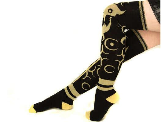 J!NX : Diablo III Mistress of Pain Socks