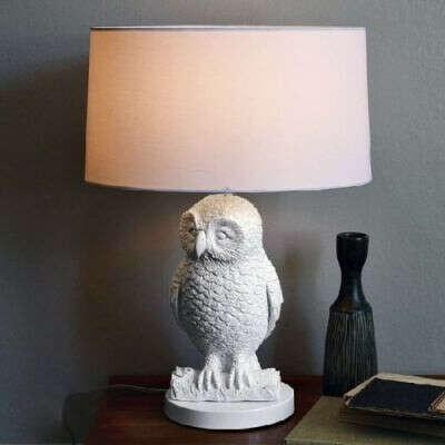 Настольная лампа 'Сова'