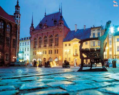 Поездка в Польшу