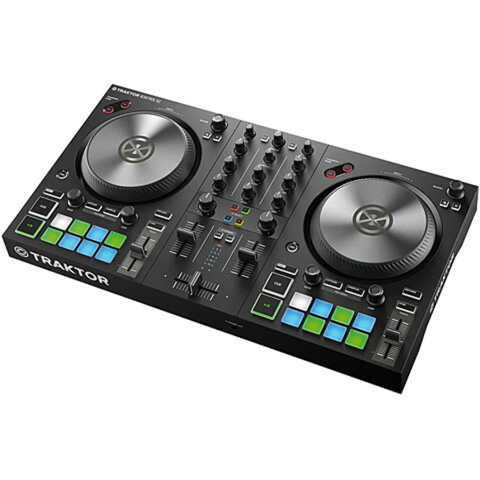 Native Instruments Traktor Kontrol S2 MK3 « DJ-контроллер