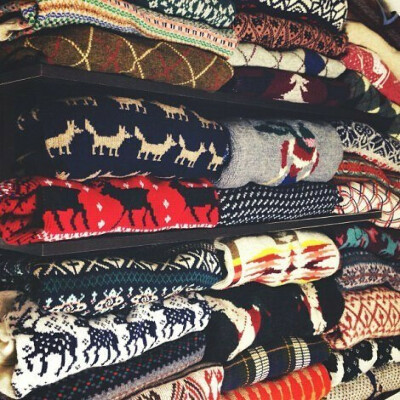 море свитеров
