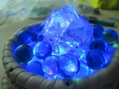 Вырастить красивый кристалл